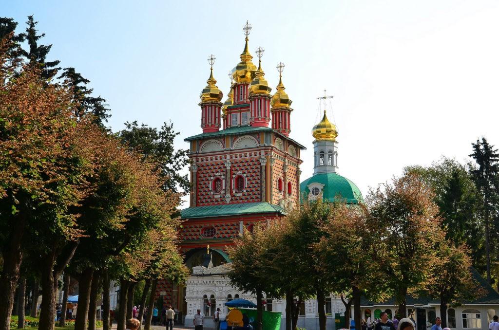 Церковь Рождества Иоанна Предтечи, Сергиев Посад