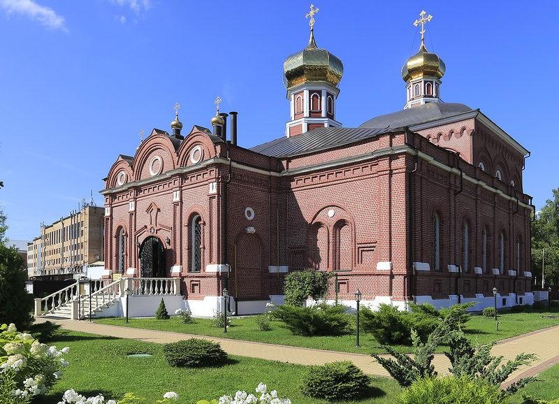 Казанский женский монастырь, Рязань