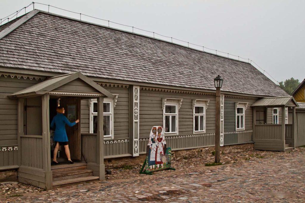 Усадьба купца Шведова, Изборск