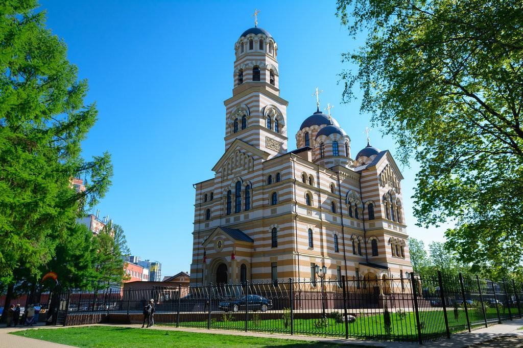 Храм Св. Иоанна Кронштадтского, Рязань