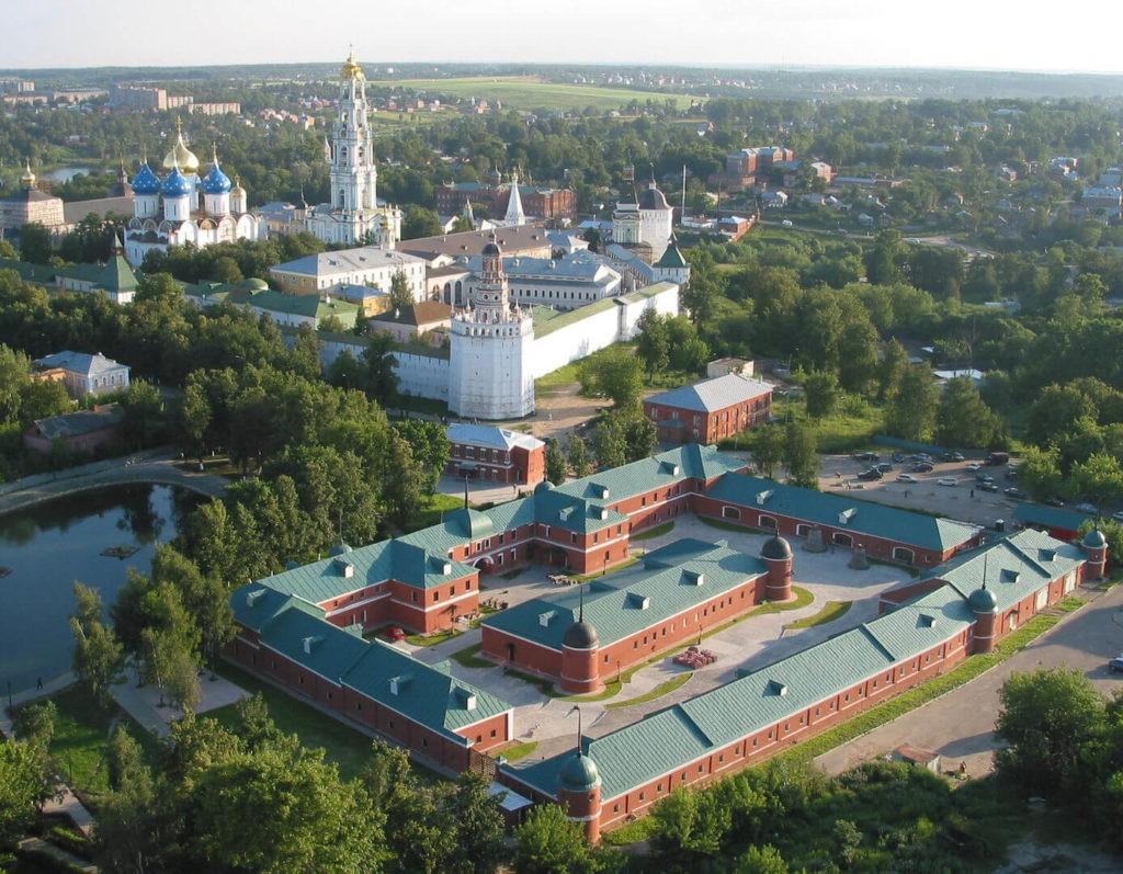 Музейный комплекс «Конный двор», Сергиев Посад