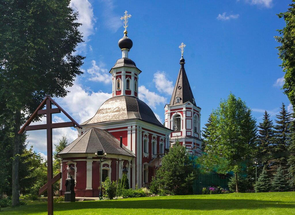 Ильинская церковь, Сергиев Посад