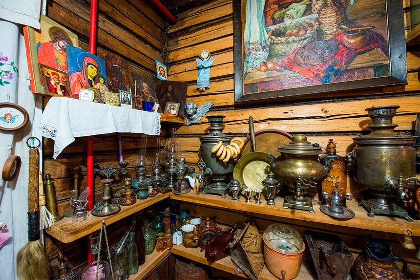 Музей крестьянского быта «Жили-Были», Сергиев Посад