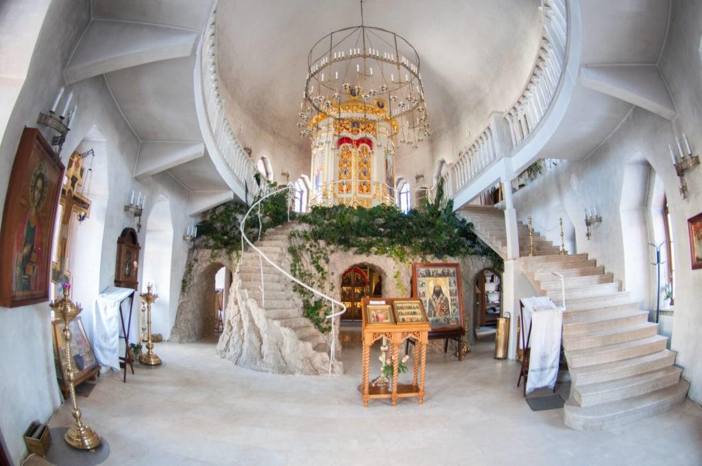 Спасо-Вифанский мужской монастырь, Сергиев Посад