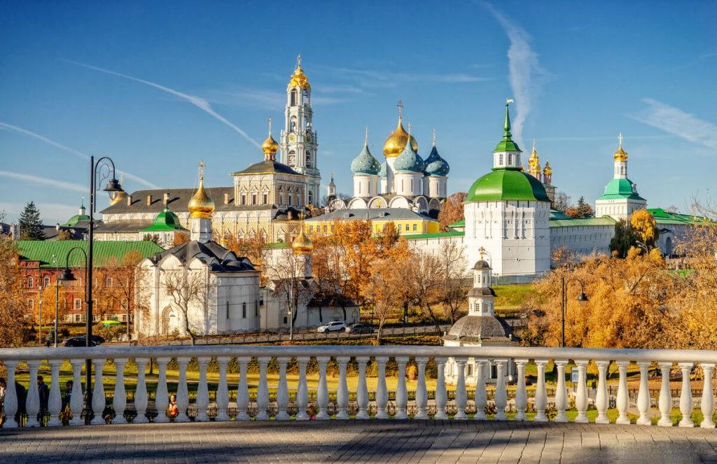 Смотровая площадка «Блинная гора», Сергиев Посад