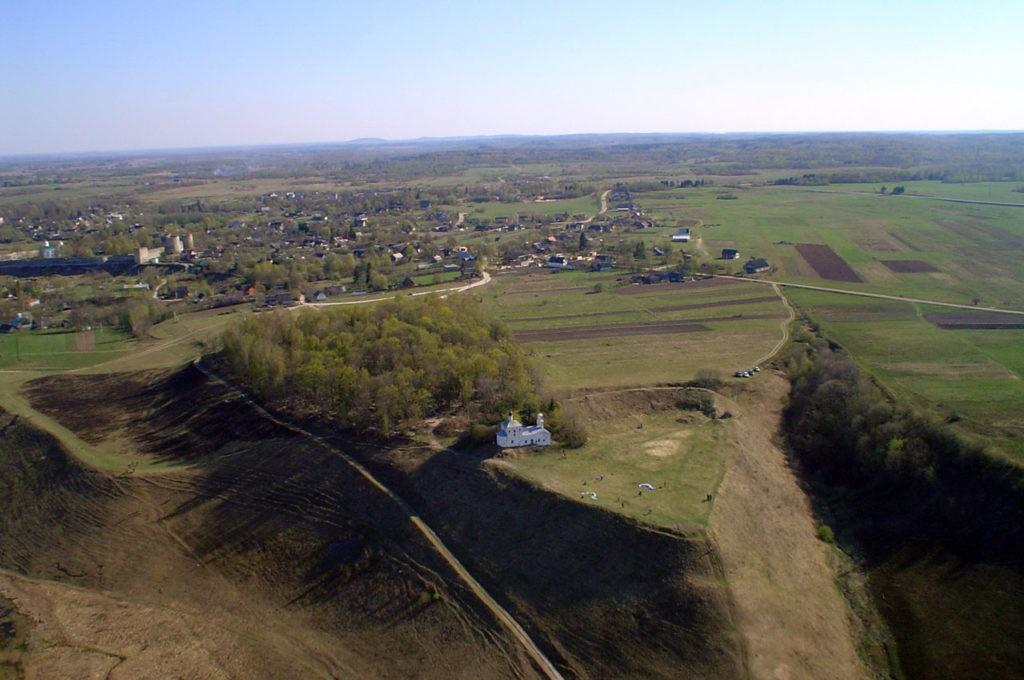 Труворово городище, Изборск
