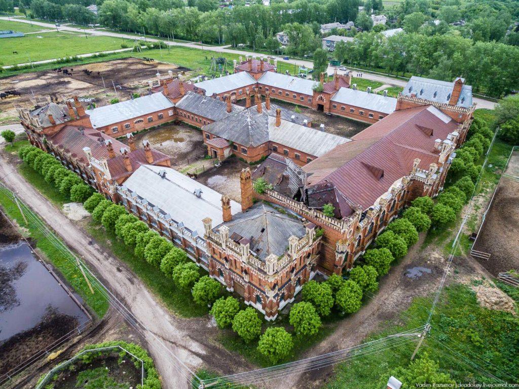 Старожиловский конный завод, Рязань