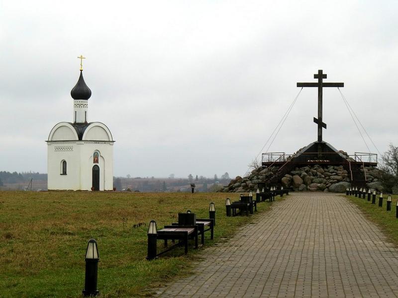 Часовня иконы Богоматери «Державная», Изборск