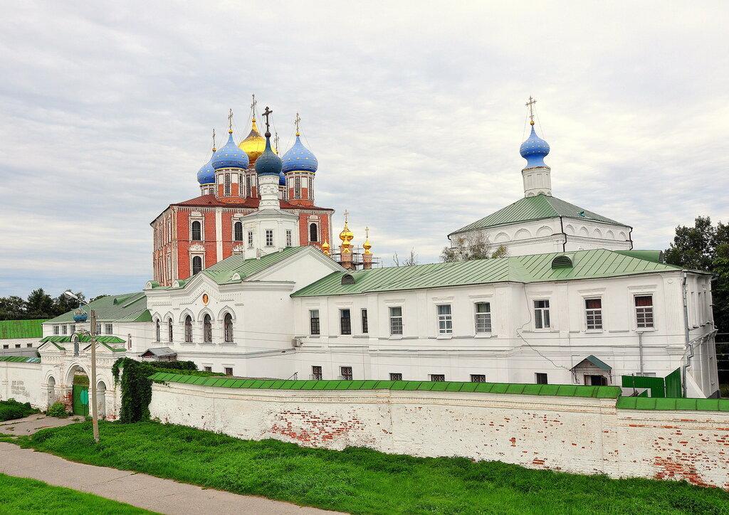 Спасо-Преображенский монастырь, Рязань