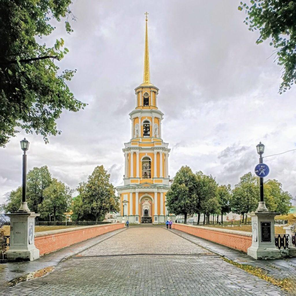 Глебов мост и Соборная колокольня