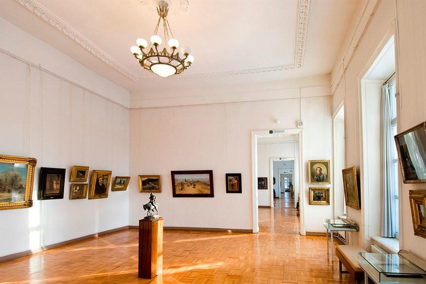 Художественный музей имени И. П. Пожалостина, Рязань