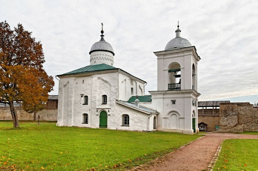 Никольский собор, Изборск