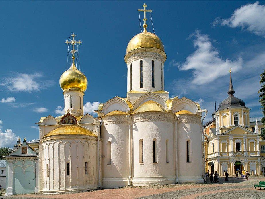 Троицкий собор, Сергиев Посад