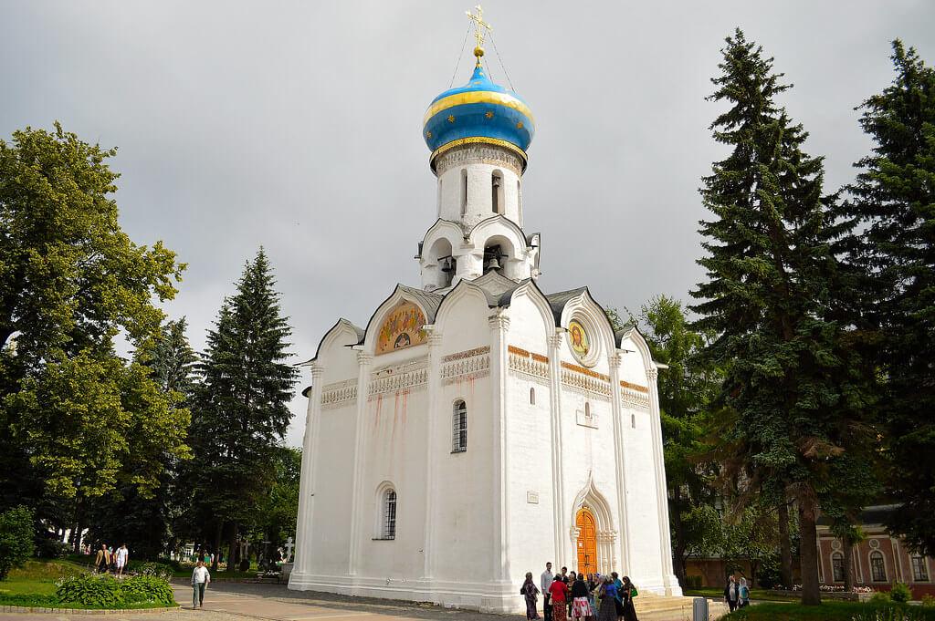 Духовская церковь, Сергиев Посад