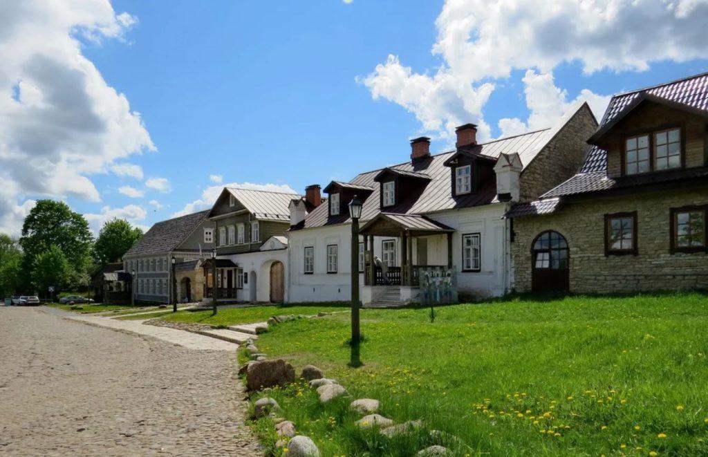 Усадьба И. А. Анисимова, Изборск