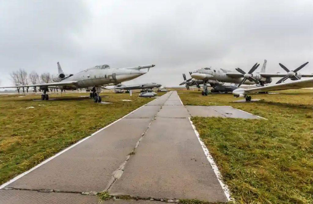 Музей Дальней авиации, Дягилево, Рязань