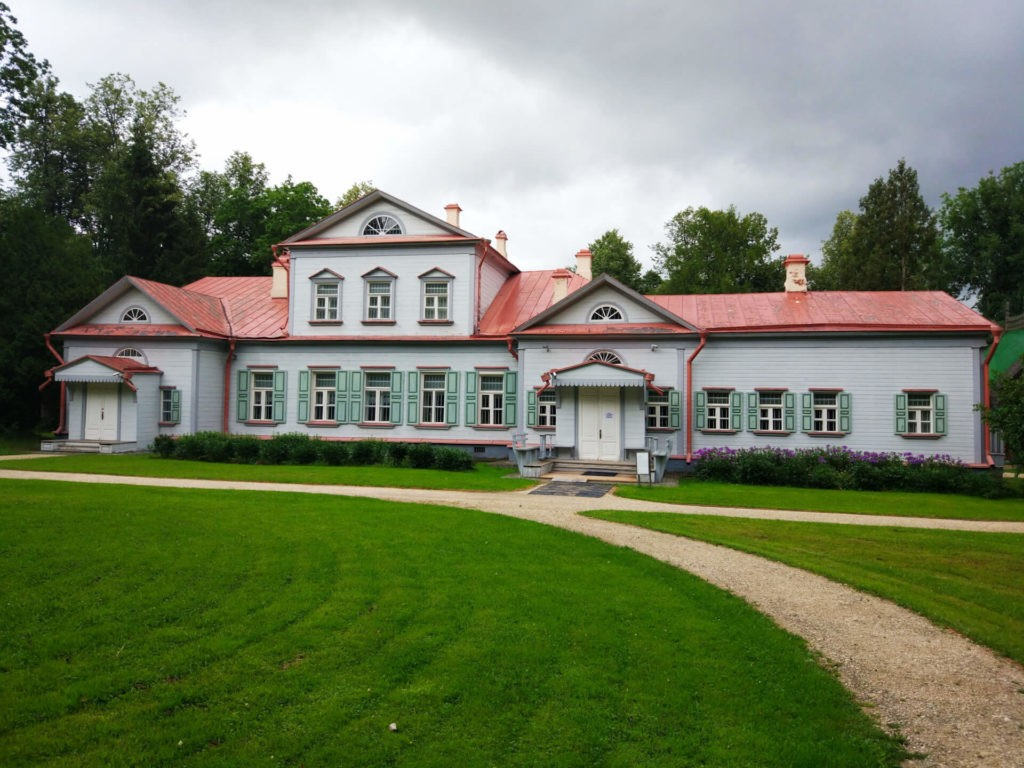 Музей-заповедник «Абрамцево», Сергиев Посад