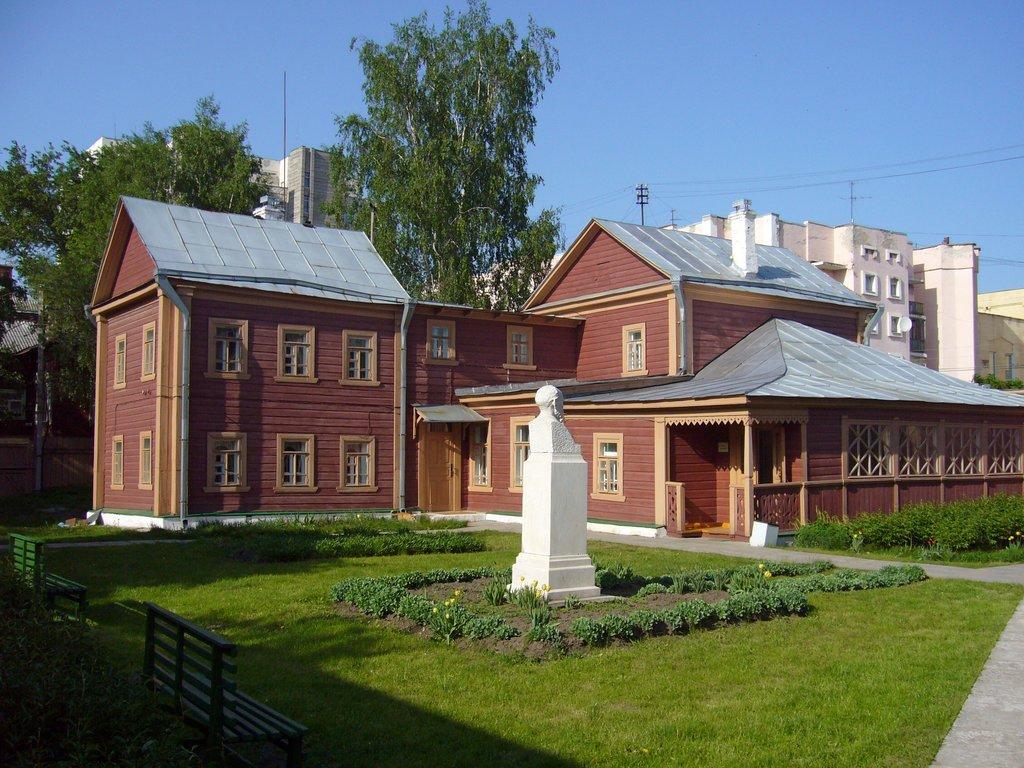 Музей-усадьба академика И.П. Павлова