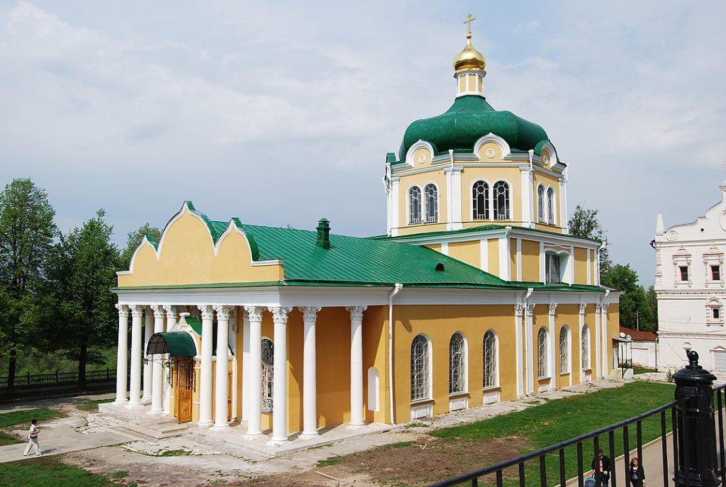 Христорождественский собор, Рязань