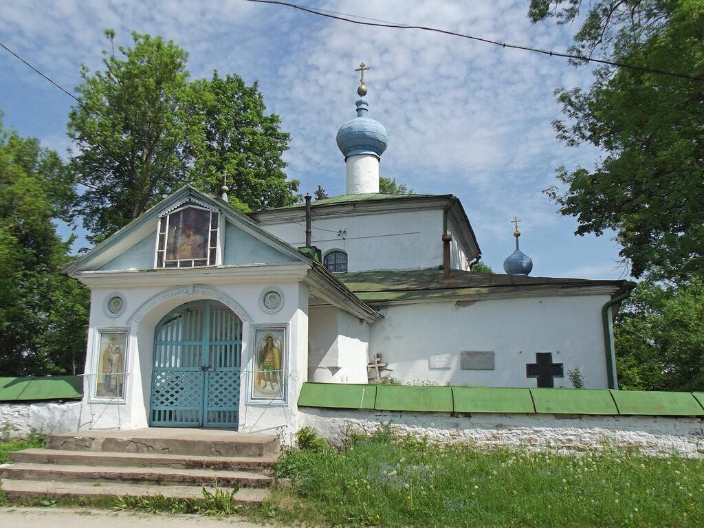 Церковь Рождества Пресвятой Богородицы, Изборск