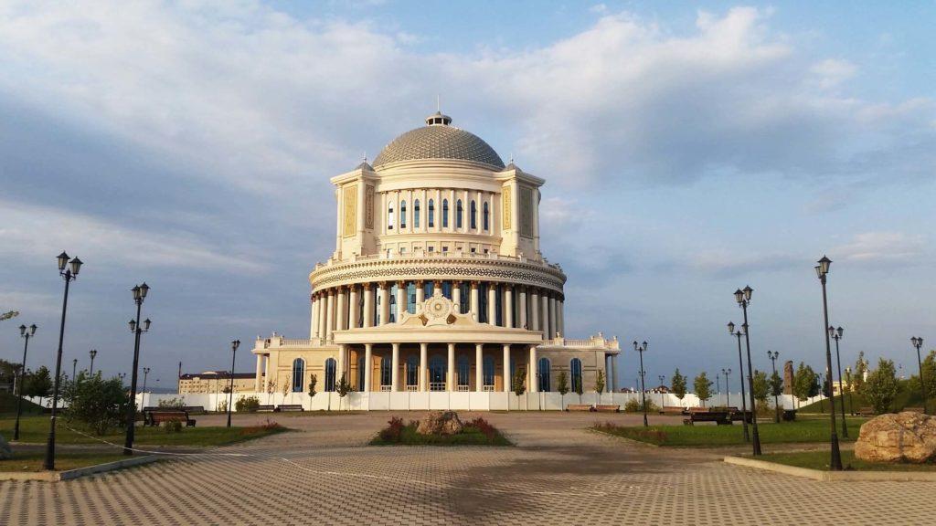 Дом приемов, Грозный