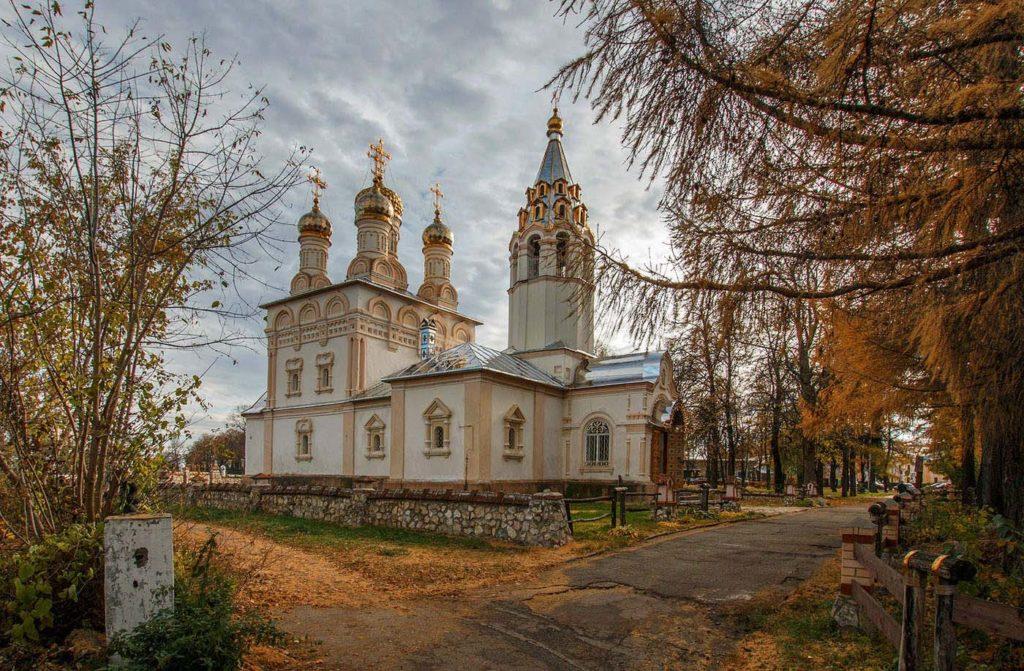 Церковь Спаса на Яру, Рязань