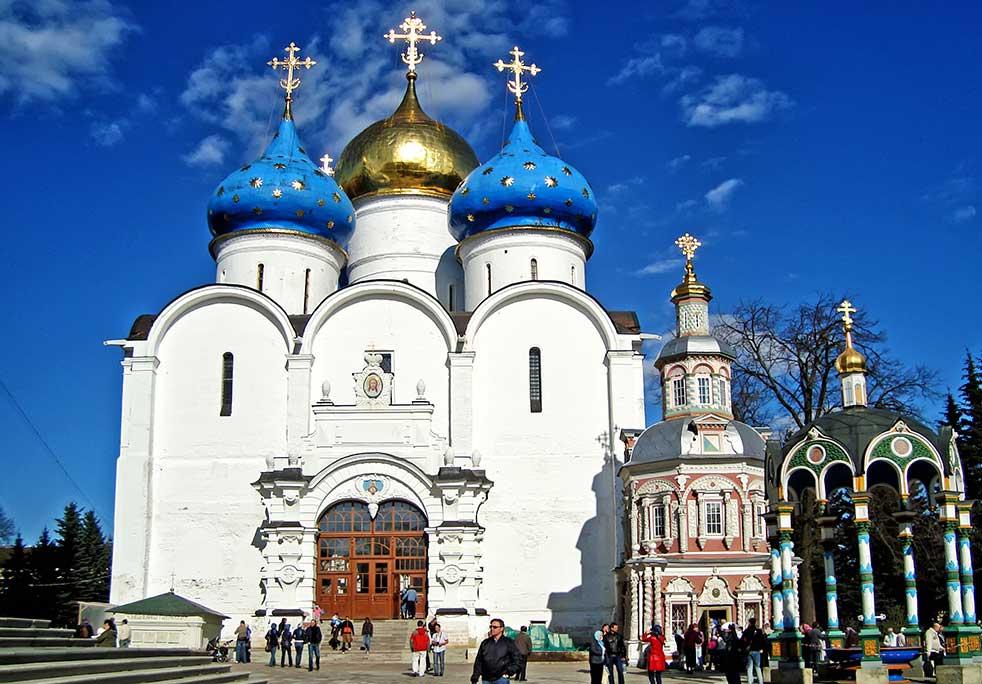 Успенский собор, Сергиев Посад