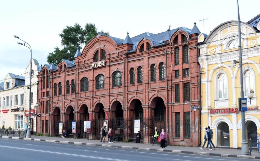 Сергиево-Посадский музей-заповедник, Сергиев Посад