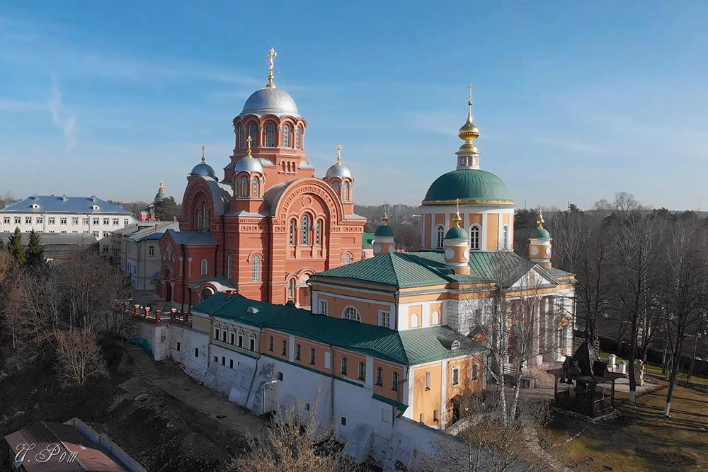 Покровский Хотьков ставропигиальный женский монастырь, Сергиев Посад