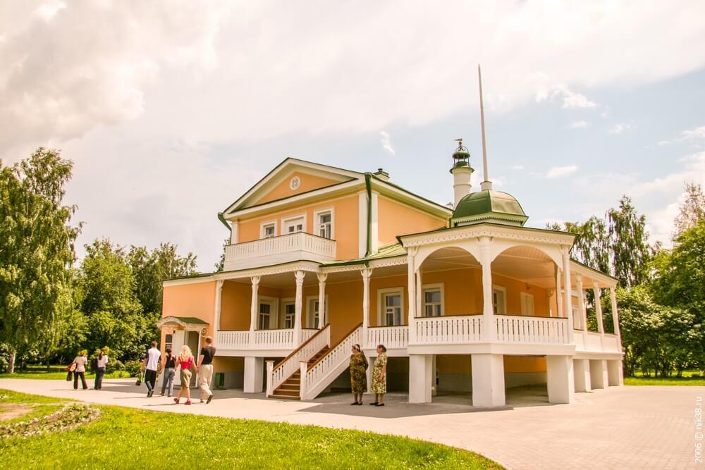Музей-заповедник С. А. Есенина в Константиново, Константиново, Рязань