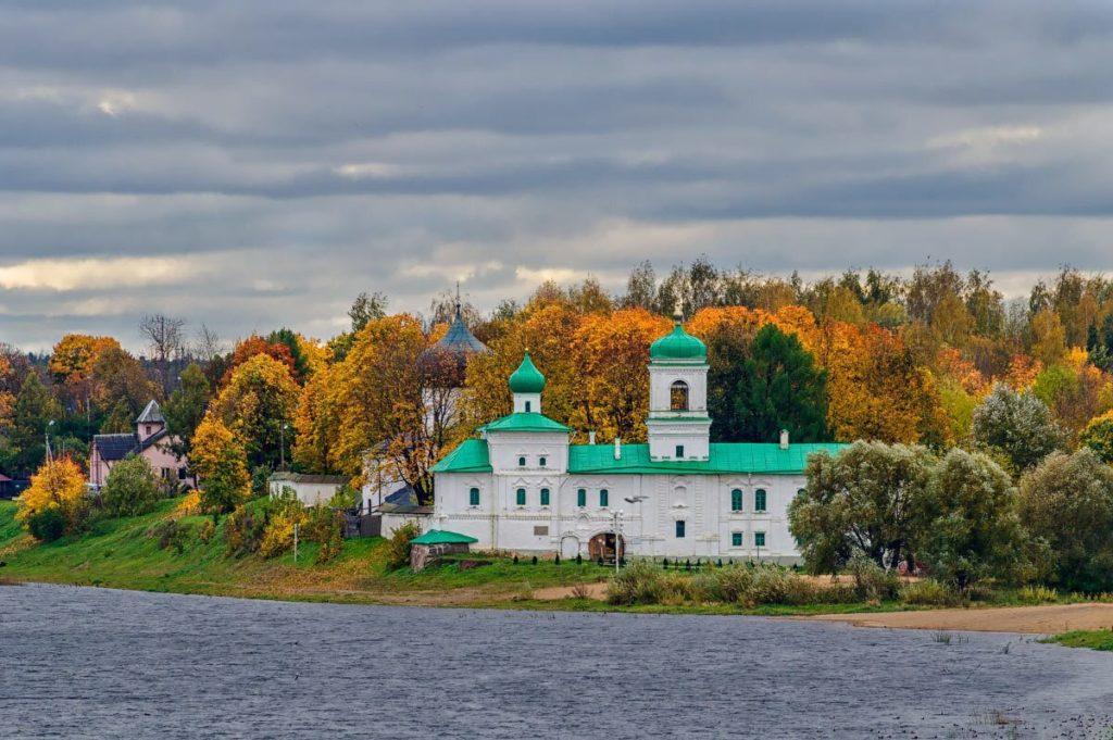Спасо-Преображенский Мирожский мужской монастырь, Псков