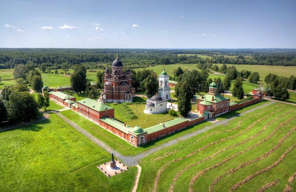 Спасо-Бородинский Монастырь, Можайск