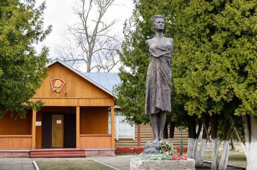 Мемориальный музей Зои Космодемьянской, Петрищево