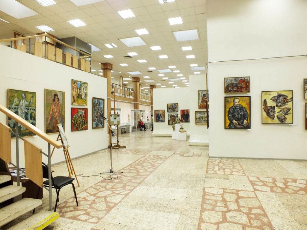 Подольский выставочный зал, Подольск
