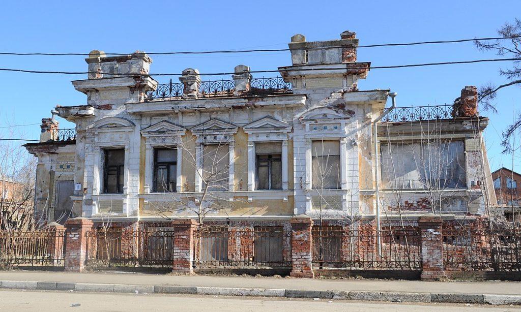 Усадьба Хлебникова-Ролле, Можайск