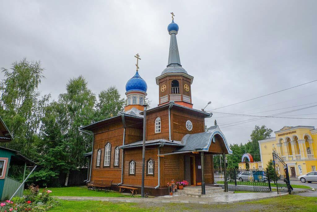 Церковь Покрова Пресвятой Богородицы, Горно-Алтайск