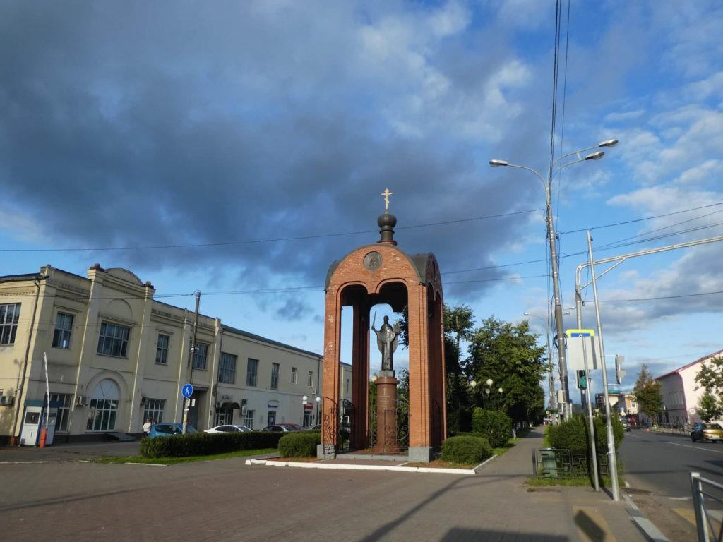 Памятник Святому Николаю Можайскому, Можайск