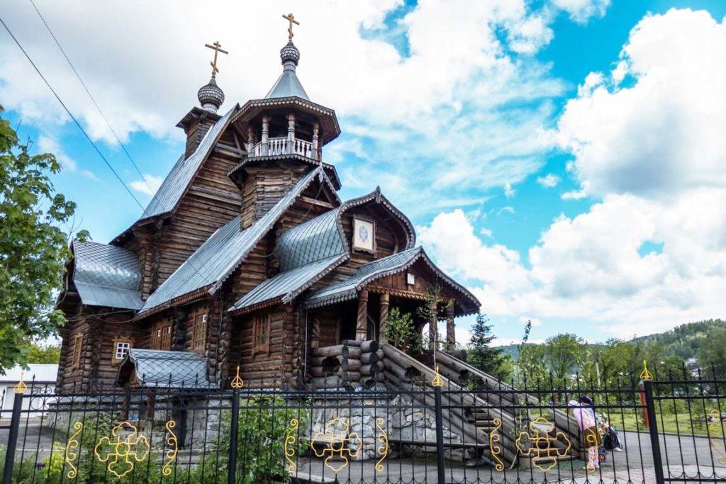 Церковь Макария Преподобного Алтайского, Горно-Алтайск