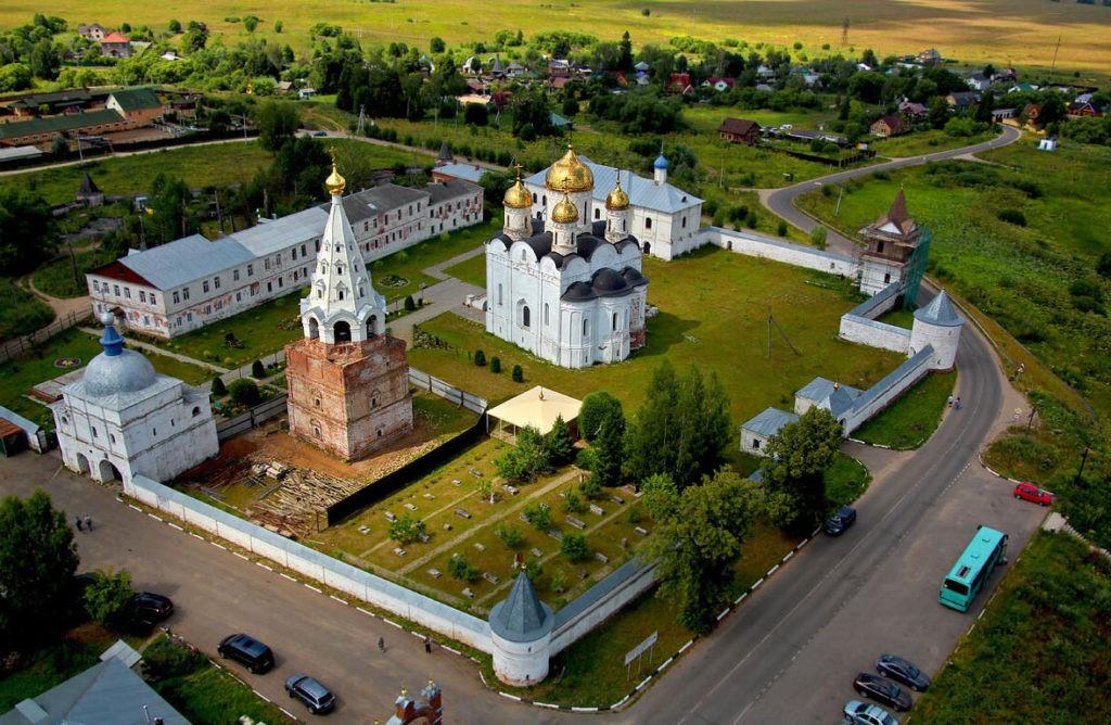 Лужецкий монастырь, Можайск