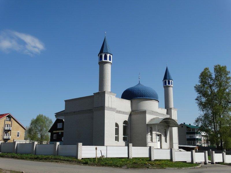 Мечеть имени Аскара Зиянурова, Горно-Алтайск
