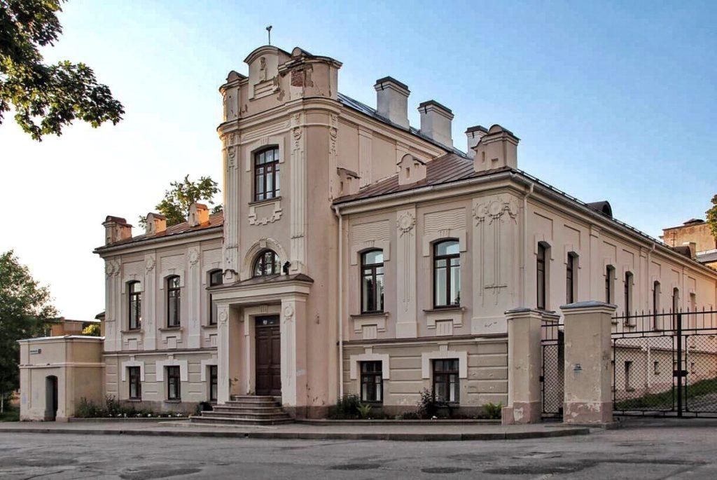 Дом Масона, Псков