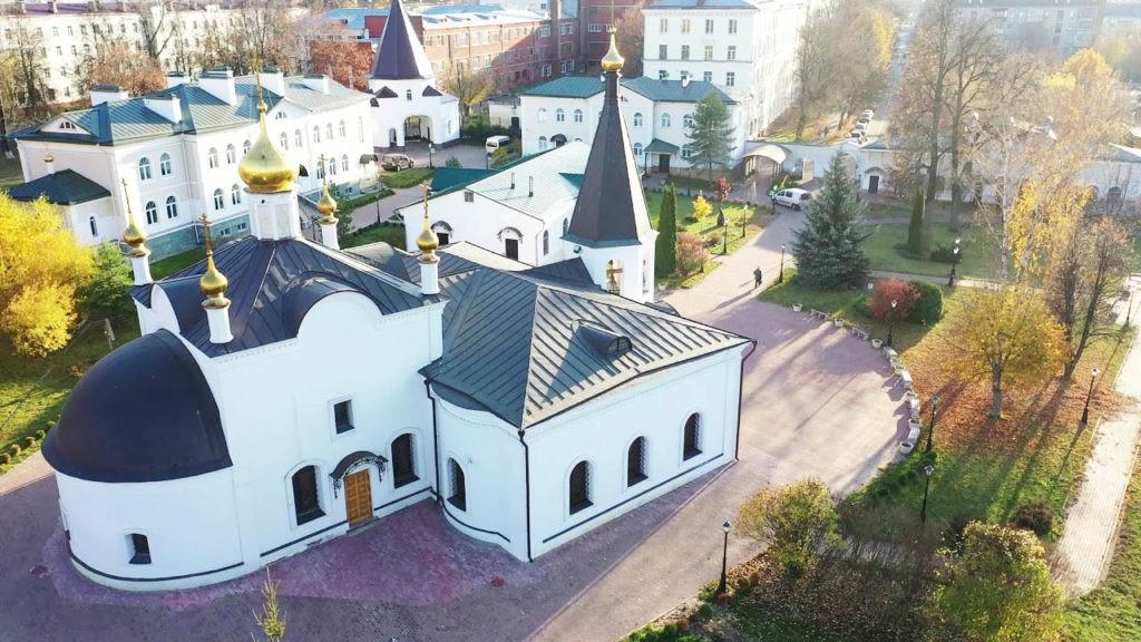 Храм Воскресения Христова, Подольск