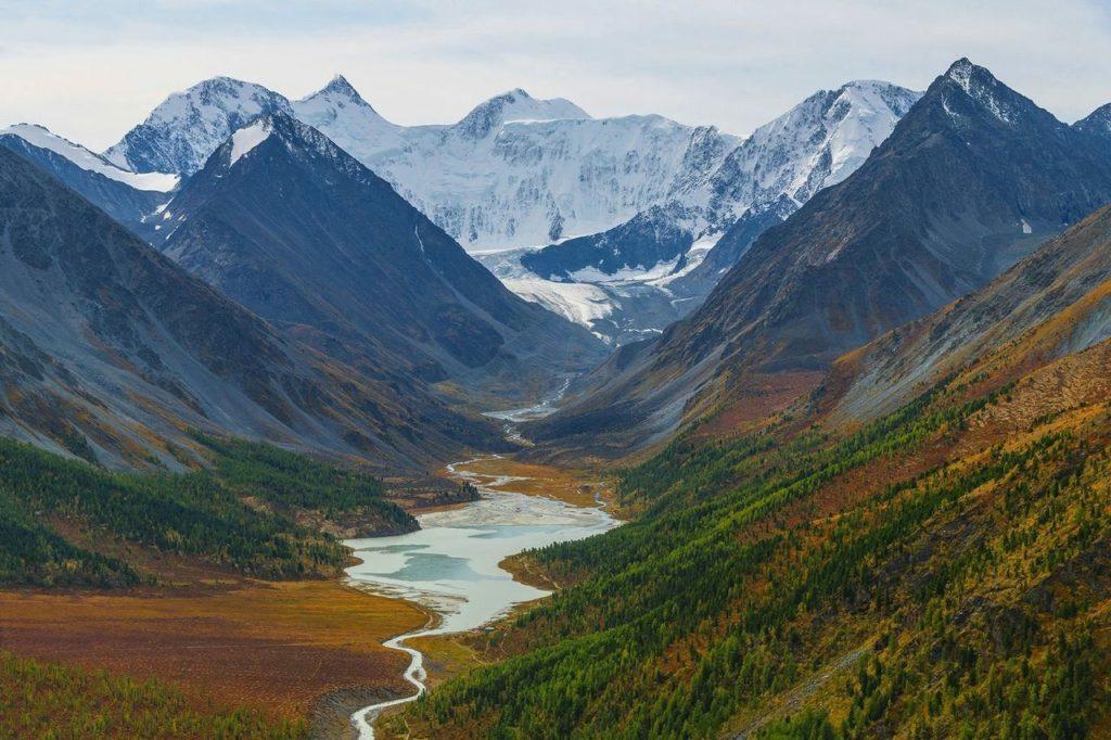 Озеро Аккем (гора Белуха), Горно-Алтайск