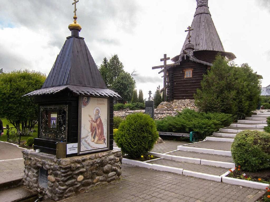 Святой источник Ферапонта, Можайск