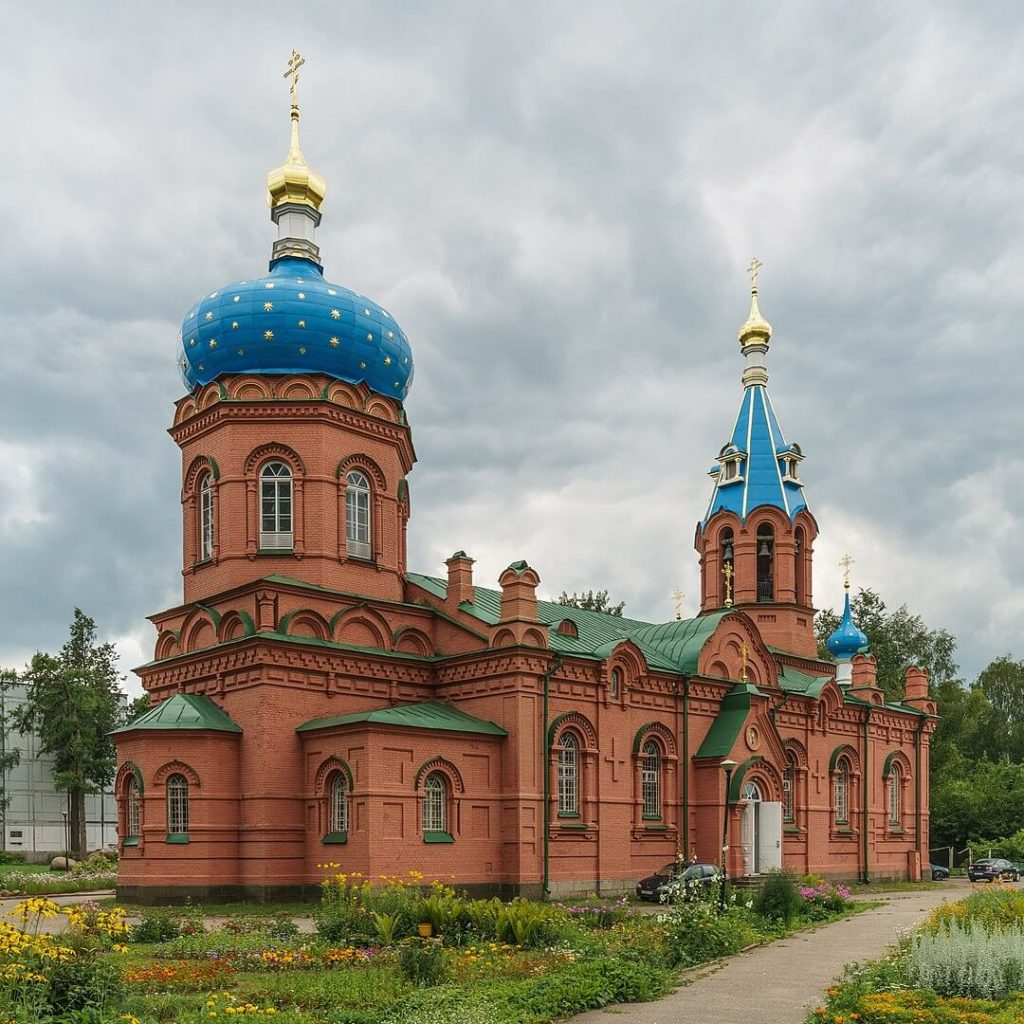 Храм Александра Невского, Псков