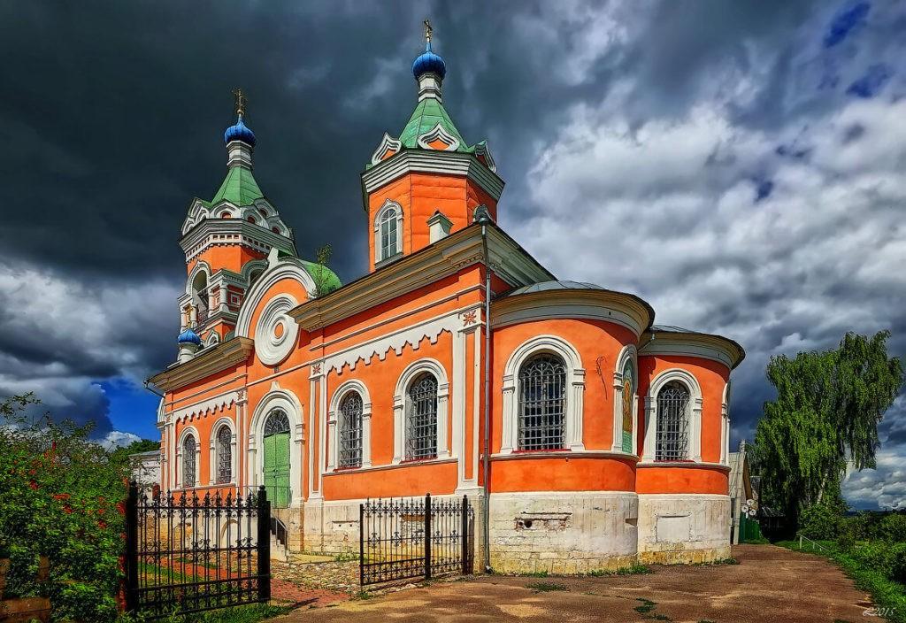 Церковь Иоакима и Анны, Можайск