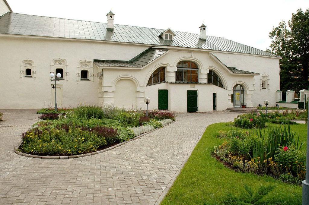 Палаты Меньшиковых, Псков