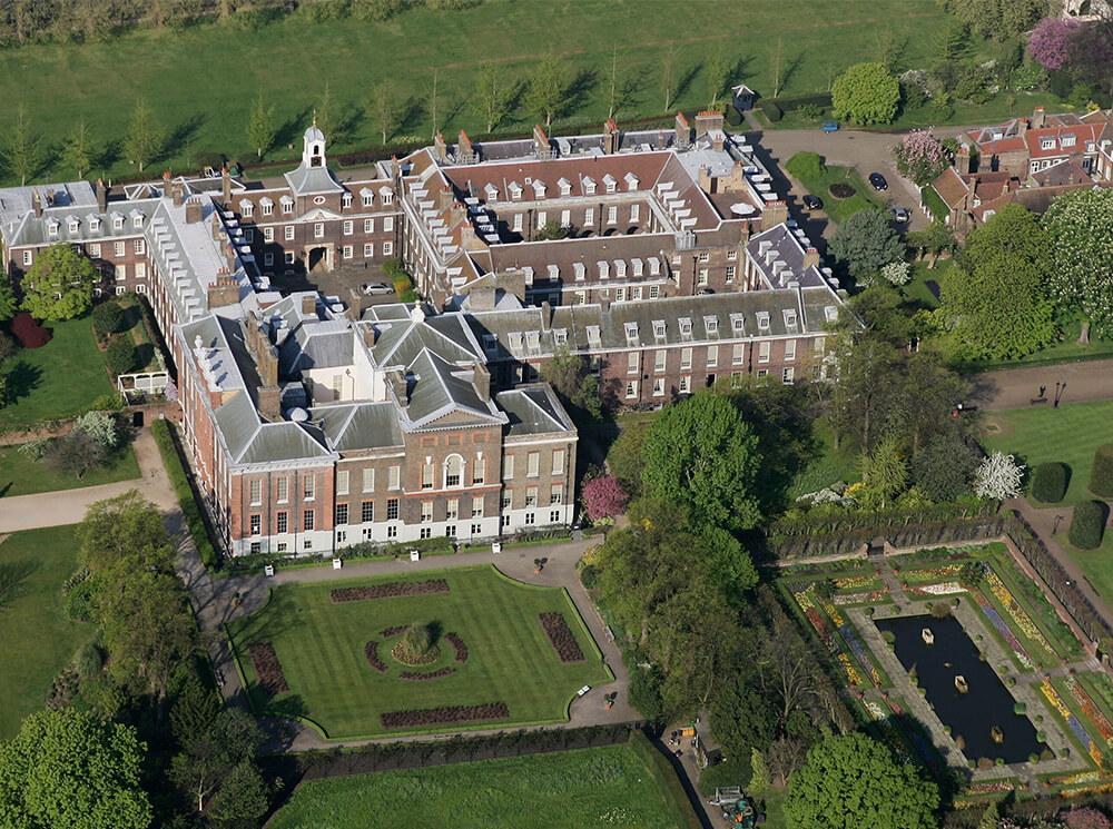 Кенсингтонский дворец, Лондон