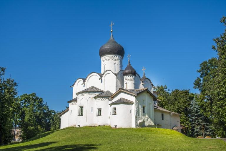 Храм Василия Великого на Горке, Псков