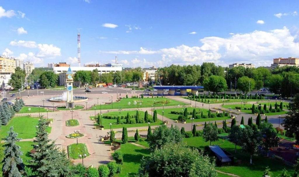 Сквер Поколений, Подольск